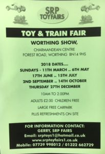 TOY & TRAIN FAIR